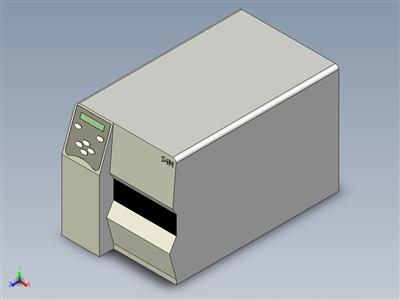 标签打印机 ZEBRA S4M