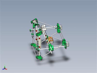 门德尔普鲁萨3D打印机