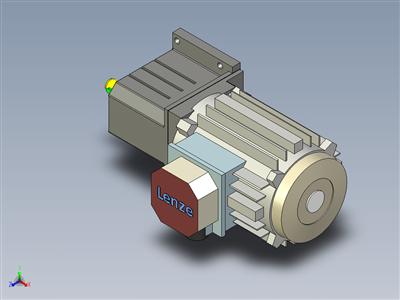 伦泽 GST 03-2M 伦兹驱动部件:变速箱 063C02