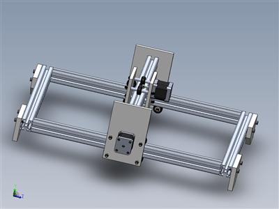 DIY CNC 激光雕刻机 - 便宜而简单