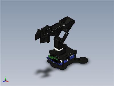 互通 X 幻影X 平形器机械臂套件标记 II