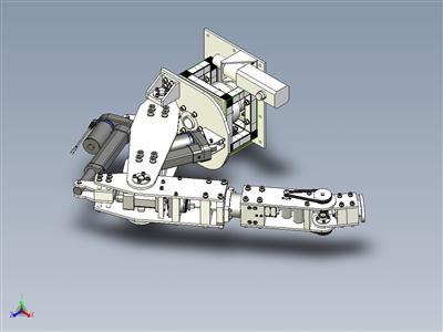 6DOF 机器人臂
