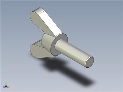 翼螺钉 - 50+ 非标准收集(参数配置器)