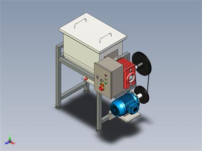 功能区搅拌机搅拌机