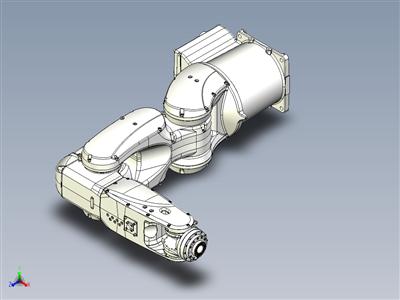 纳奇机器人 MZ07 和 MZ07L 6 轴工业机器人