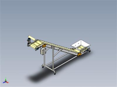Z 型模块化皮带输送机