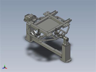 用于焊接机箱的概念装置