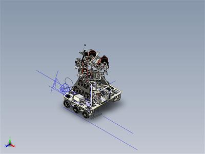 2012 FRC 机器人