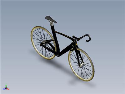 航空公路自行车 - 自行车