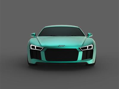 奥迪R8 2016预期