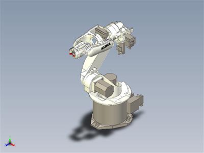 库卡机器人臂