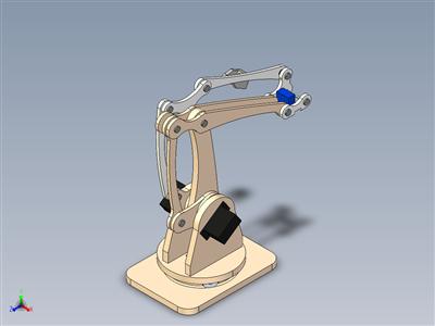 桌面机械臂