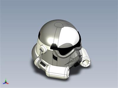 星球大战帝国突击队头盔