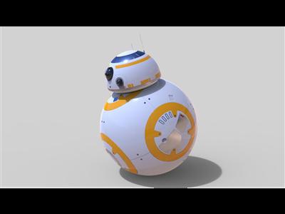 星球大战 - BB-8机器人