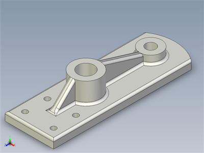 简单对象 Autodesk 发明器