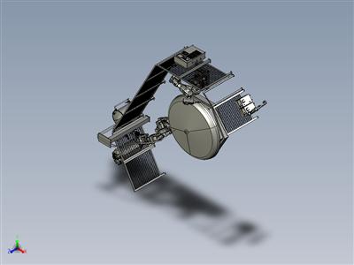 美国宇航局挑战:航天器制造工艺模拟