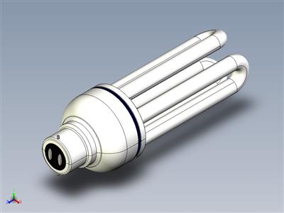 紧凑型荧光灯(CFL)