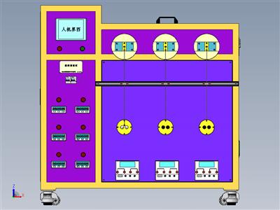 通测试仪、弯曲寿命测试仪机柜