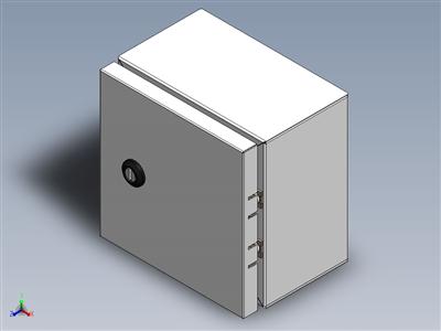 小型控制柜