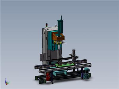 轴承内圈压机、非标自动化压装机