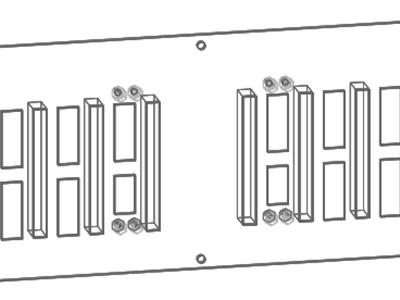 Xserve背板模块v1