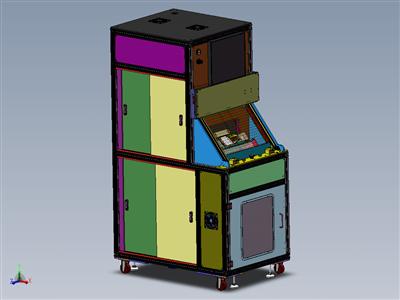 雷诺测试机柜(数字式液压测试仪)