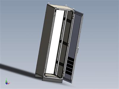 防威图九折型材机柜