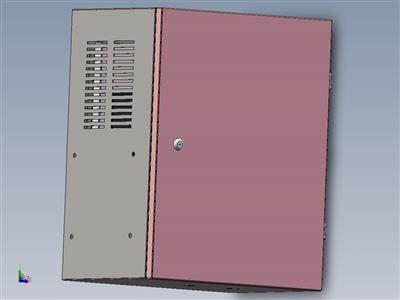 流水线配的小电箱