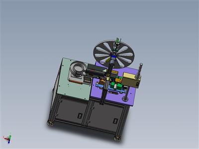 SMD非标自动化组装机设备