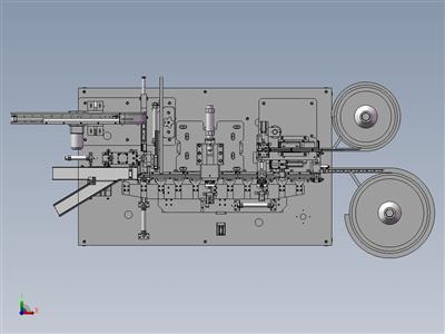 非标自动化铁扣组装机