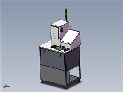 全自动激光机(焊接)