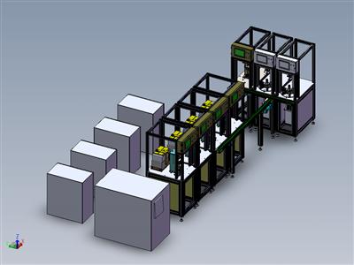 生产线自动焊接机