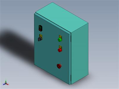 小型控制箱