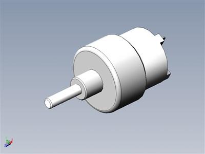 直流齿轮电动机