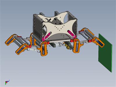小型炉体折弯机