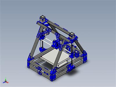 Mendel Max 3d打印机