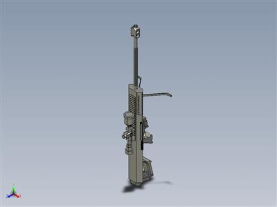 巴雷特M107狙击步枪