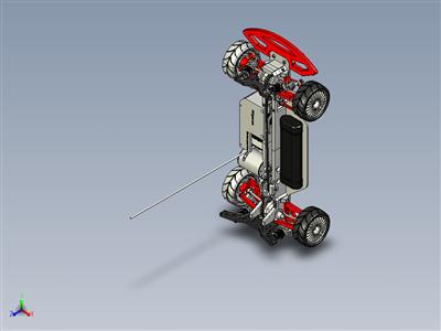 OpenRC 110 4WD旅行概念车(3D打印)