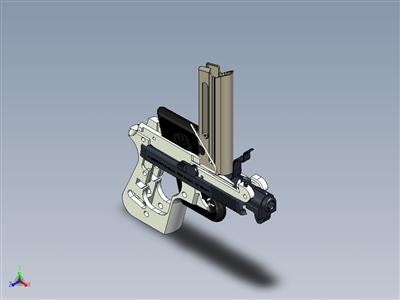 Beretta 950-B Minx cal.22 Short(1960年)