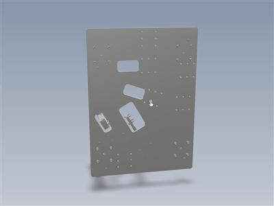 机器人焊接站