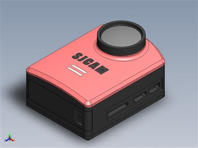 SJCAM M20摄像机