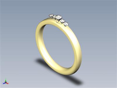 5-钻石戒指