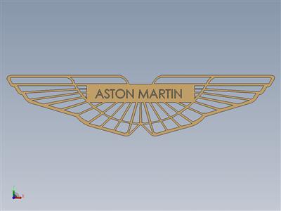 阿斯顿马丁标志