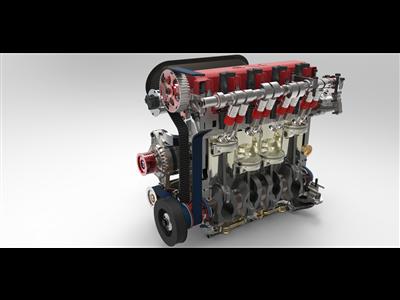 发动机2.0升4缸(88毫米缸径x 80毫米冲程)
