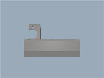 适用于特洛伊木马3D打印头的 BlTouch 安装