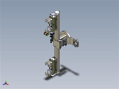 机械臂末端工具-型号7