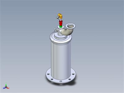 硅片处理器氮气歧管