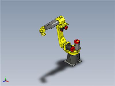 Fanuc M-10iA系列机器人