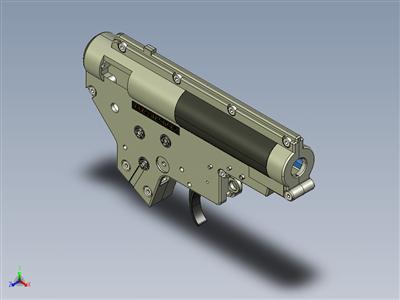 AFAM战术V2 G2变速箱