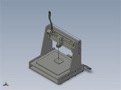 小型激光雕刻机